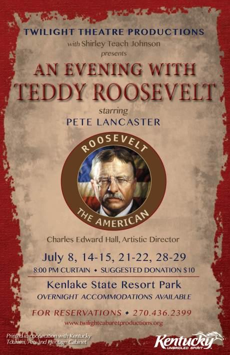 An Evening with Roosevelt GOOD