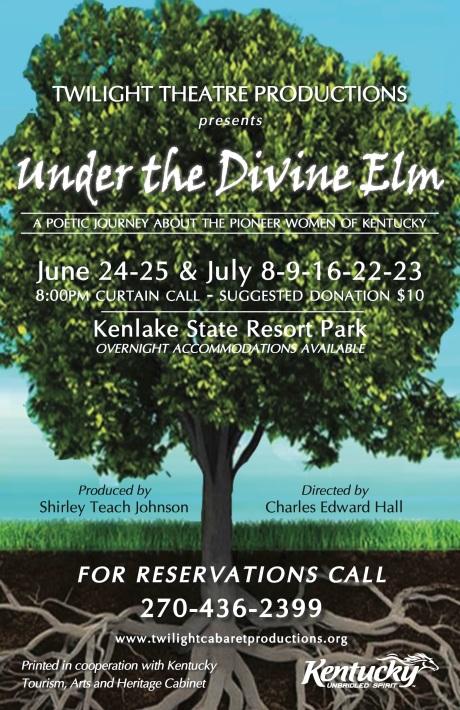 Under the Divine Elm Poster FINAL